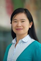 Wenjing Wang Headshot, 2018