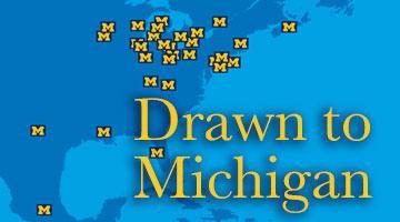 Drawn to Michigan